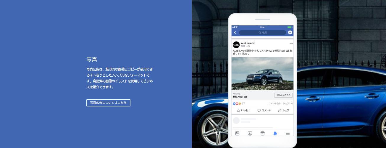 Facebook画像広告