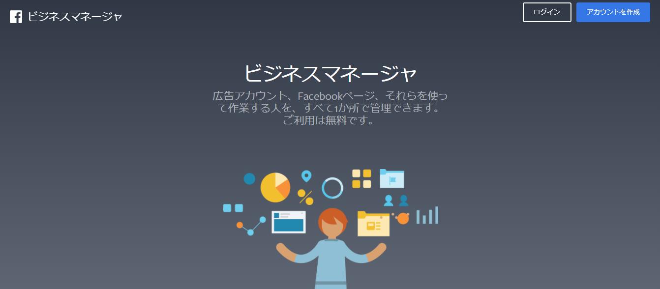 アカウント停止後Facebookページから広告を出稿する方法