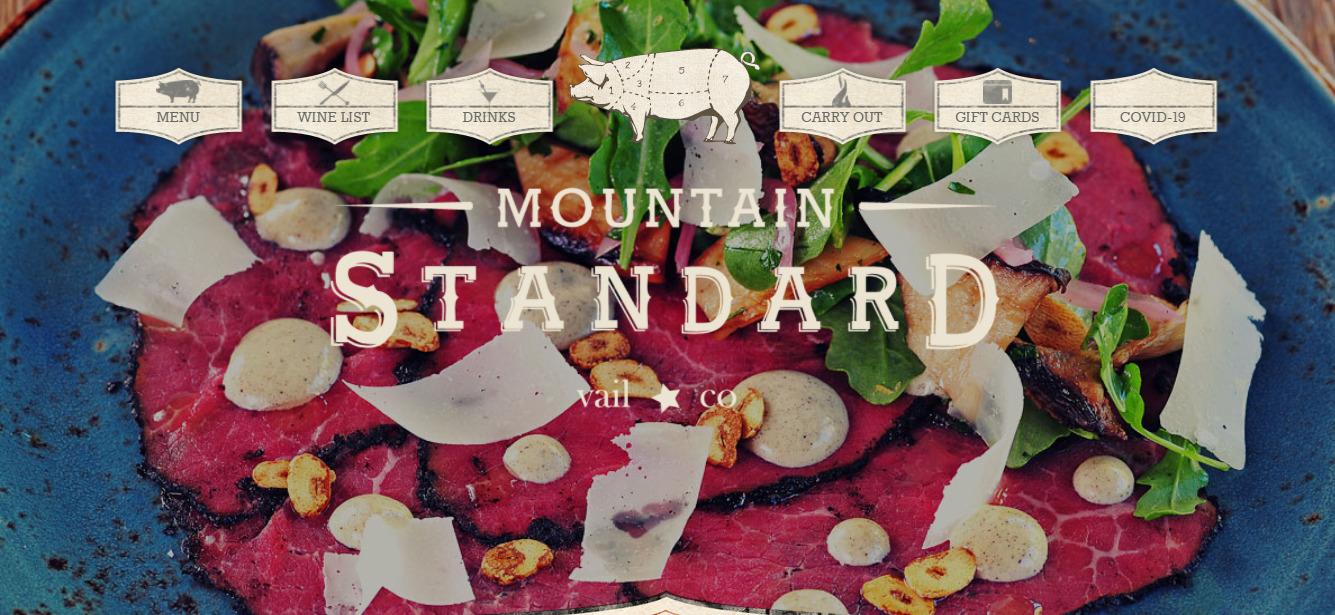 Mountain Standard Vail